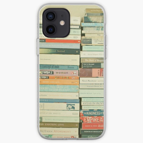 Bookworm iPhone Soft Case