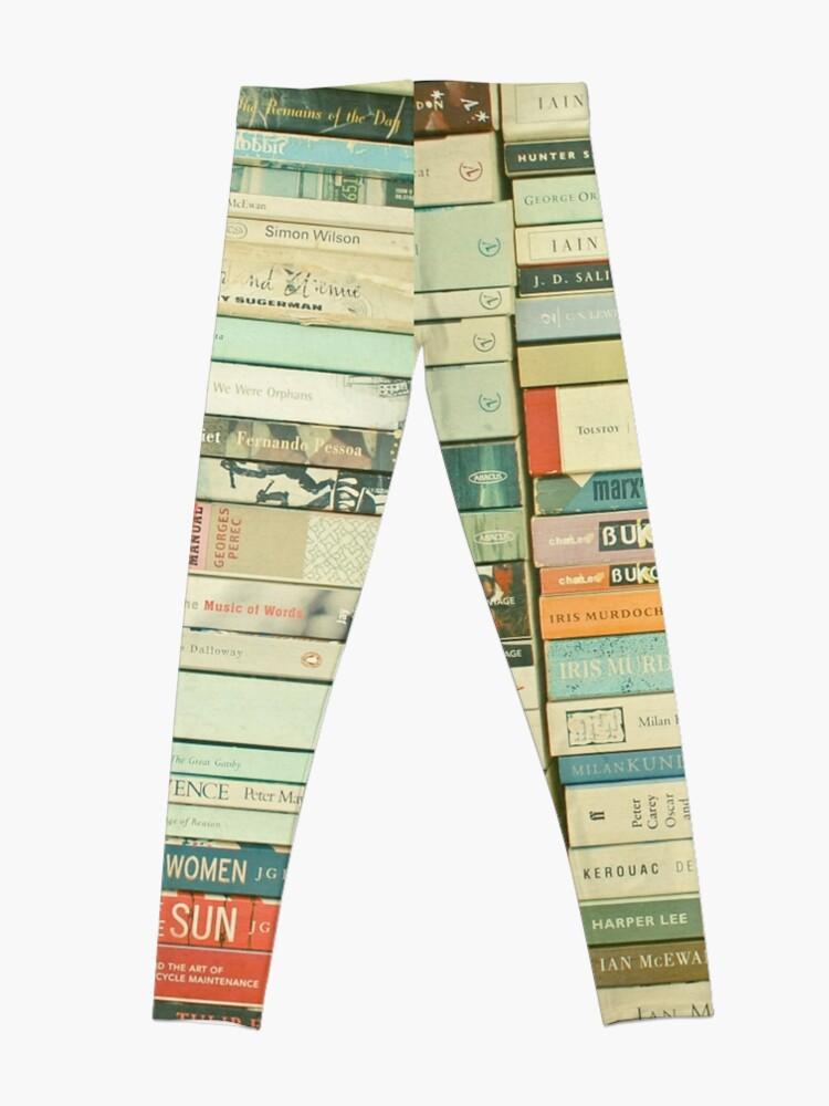 Alternate view of Bookworm Leggings