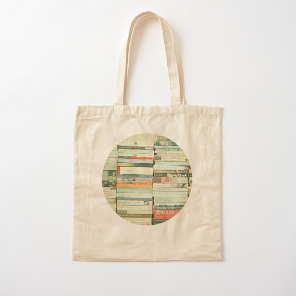 Ratón de biblioteca Bolsa de algodón