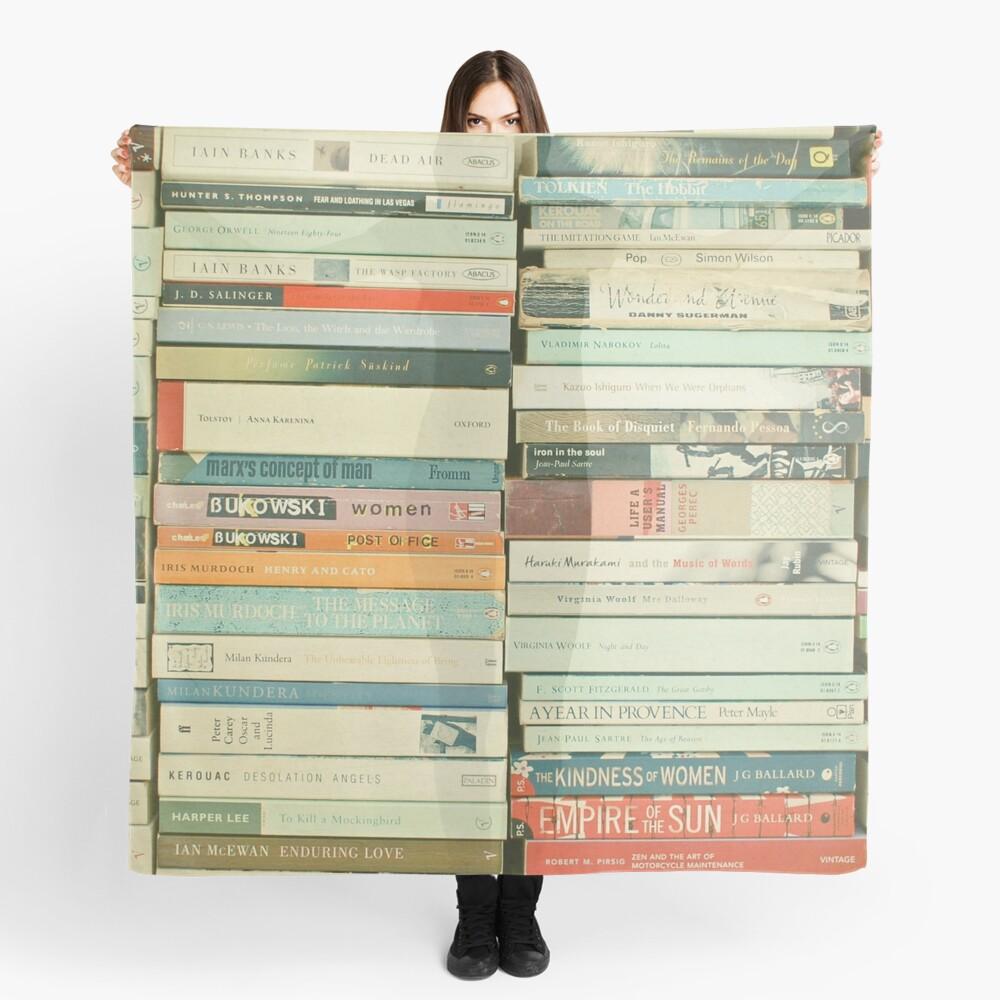 Bookworm Scarf