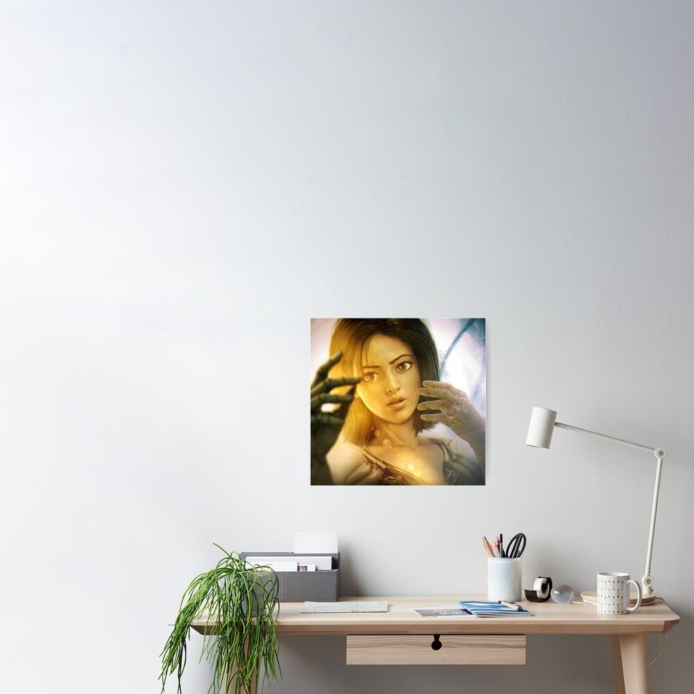 Alita : Battle Angel Poster