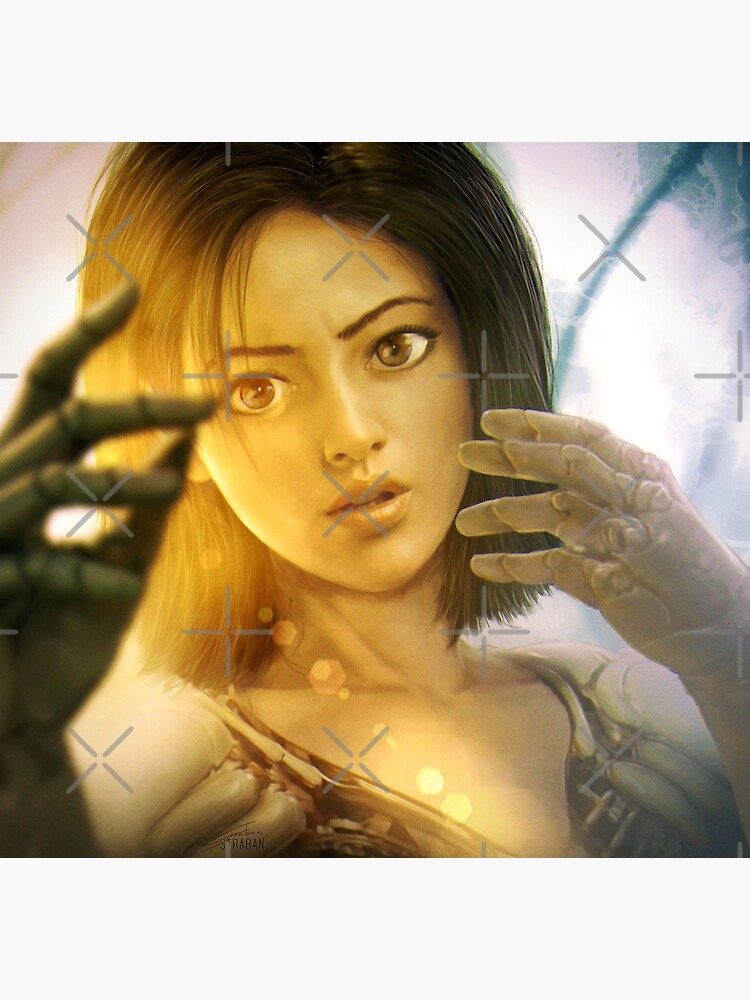 Alita : Battle Angel by straban