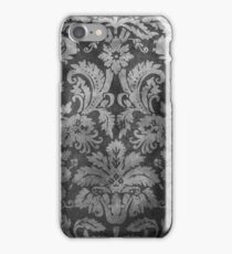 Decorative Vintage Flowers iPhone Case/Skin