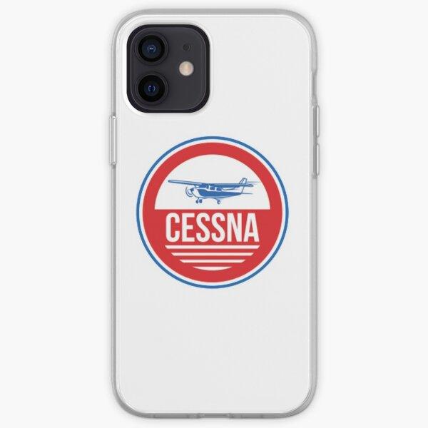 Cessna logo design iPhone Soft Case