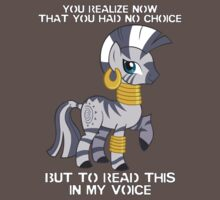 Zecora the Zebra!