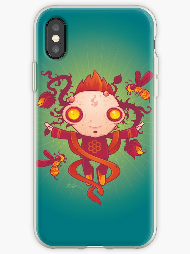 HIVES iPhone Case by fizzgig