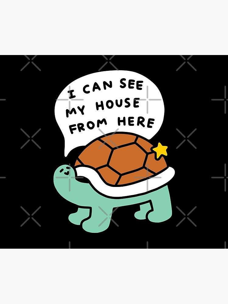 Turtle House by obinsun