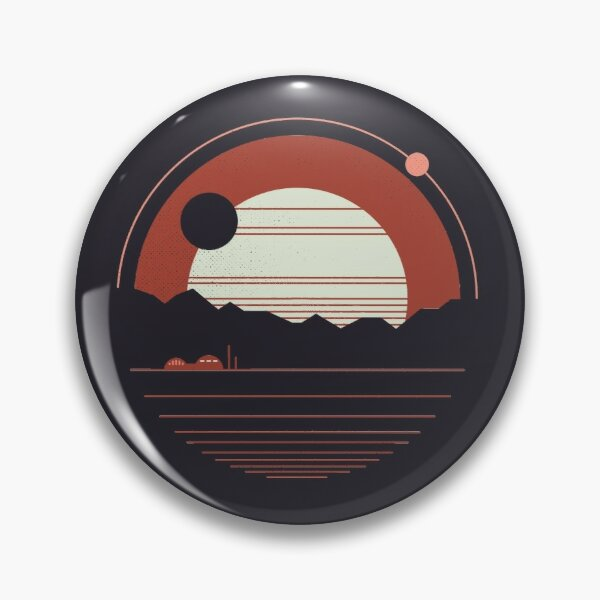 Solitude Badge