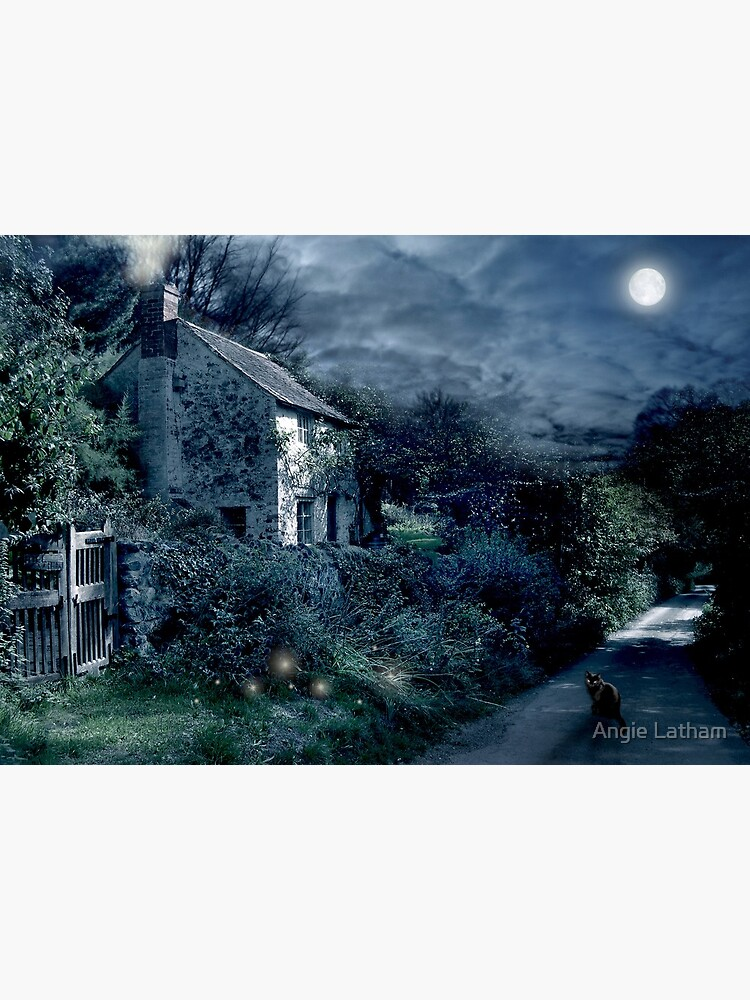 The Witches House by AngelaBarnett