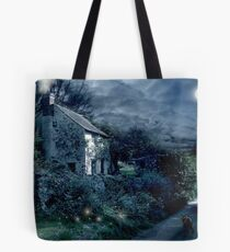 The Witches House Tote Bag