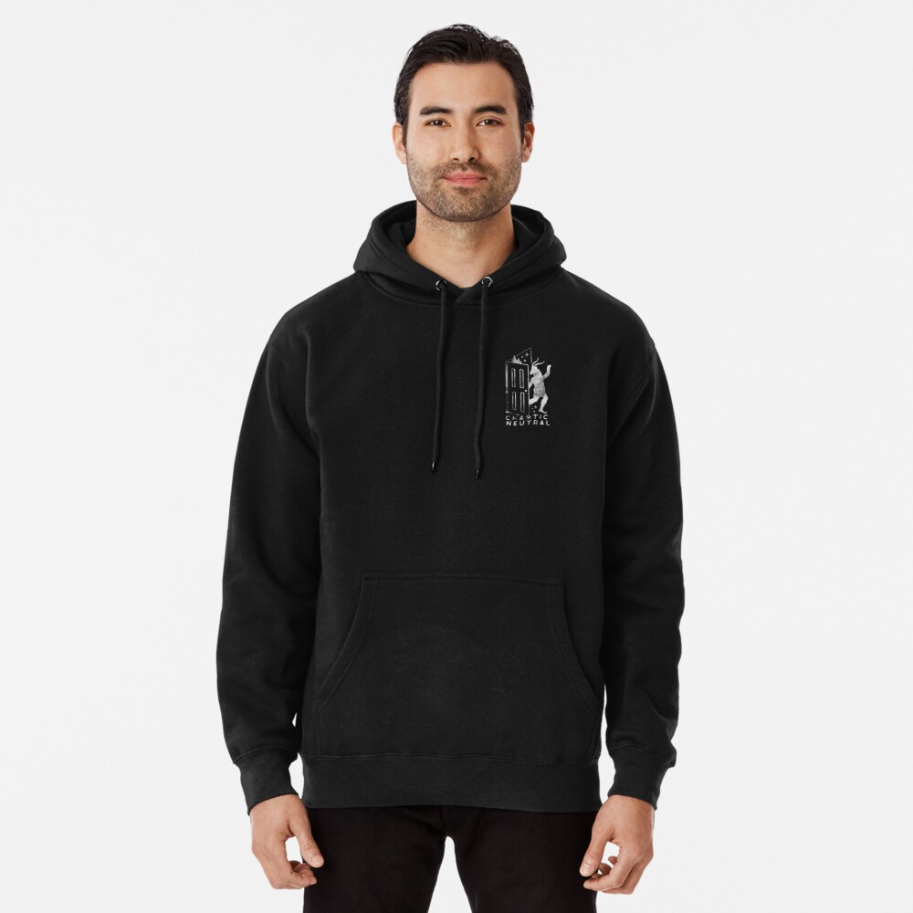 Chaotic Neutral Pullover Hoodie