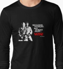 Karate Kid - No Good to Fight Long Sleeve T-Shirt