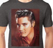 Elvis Full Design. Unisex T-Shirt