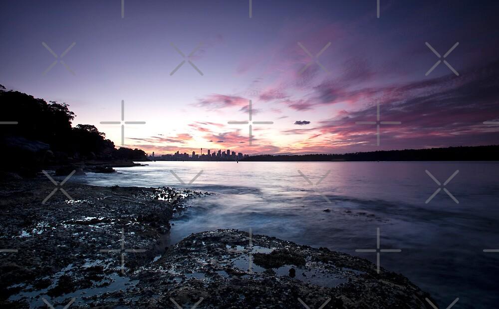 Sydney  twilight  by Adriano Carrideo