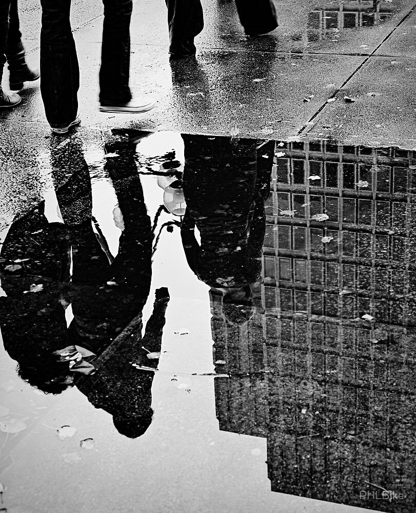 Lunchtime Reflections by PHLBike