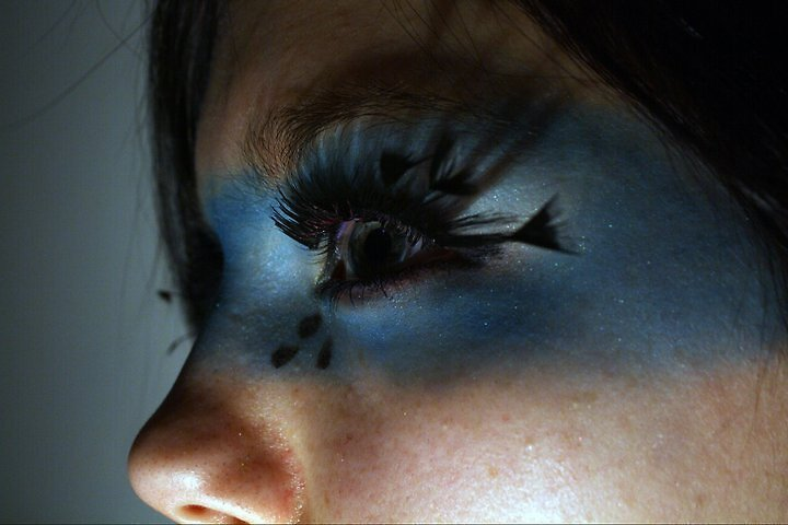 Makeup. by Oceanna Solloway