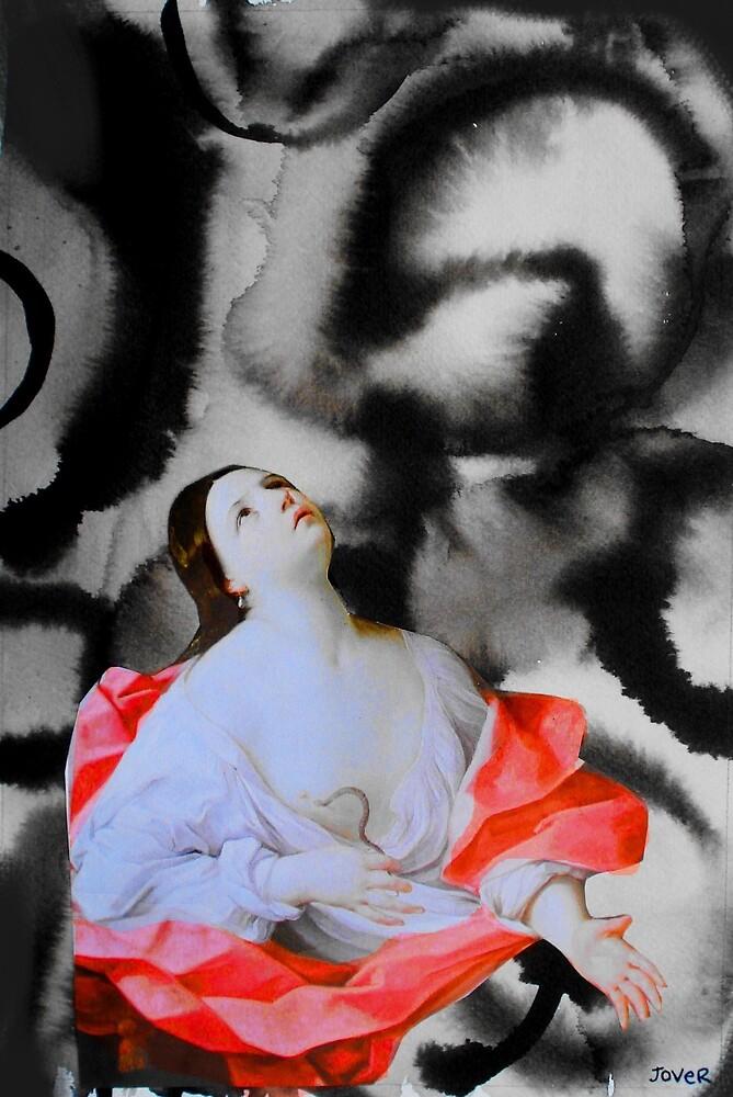 cleopatra by Loui  Jover