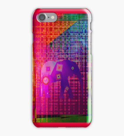 LUCKY ELEPHANT!!!!!!! iPhone Case/Skin