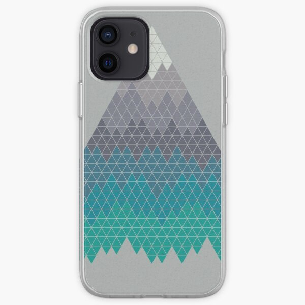 Many Mountains iPhone Soft Case