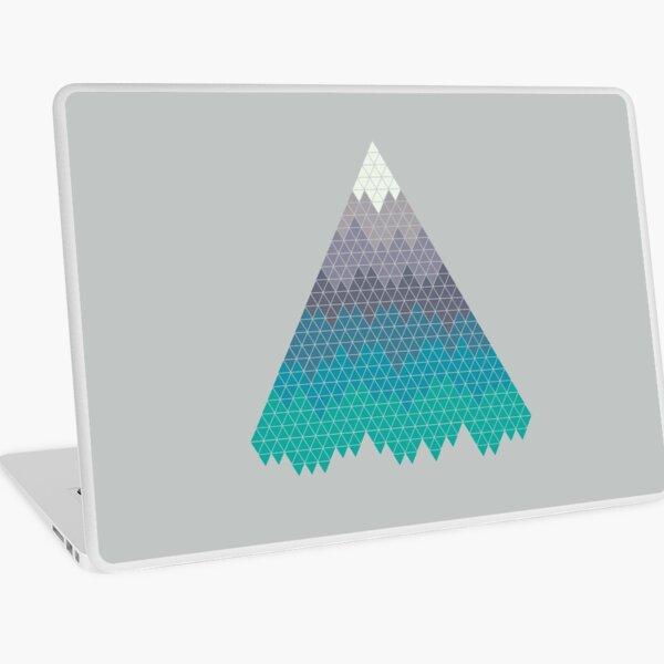 Many Mountains Laptop Skin