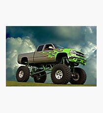 2002 Chevrolet Monster Truck Photographic Print
