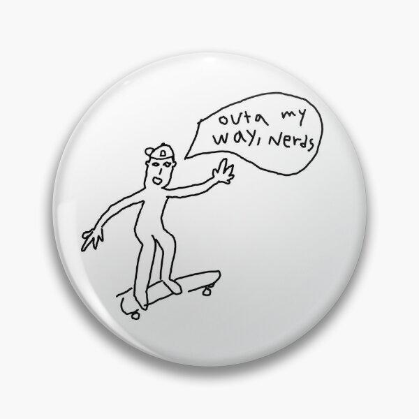 cool_guy Pin