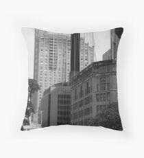 Sydney - Streetscape 2 Throw Pillow