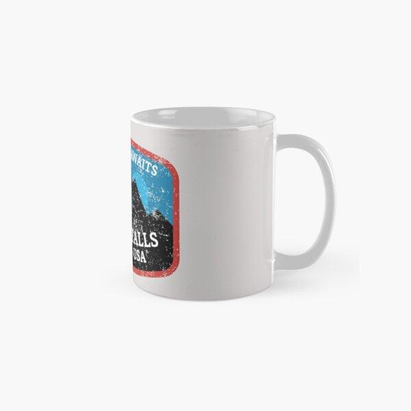 Mountain Life Gravity Falls Oregon USA Adventure Awaits Eye Classic Mug