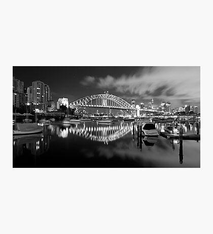 Two Bridges Photographic Print