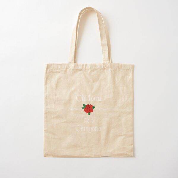 Chingona Tote Bag Stylish Tote Shopping Bag Graphic Tote Bag