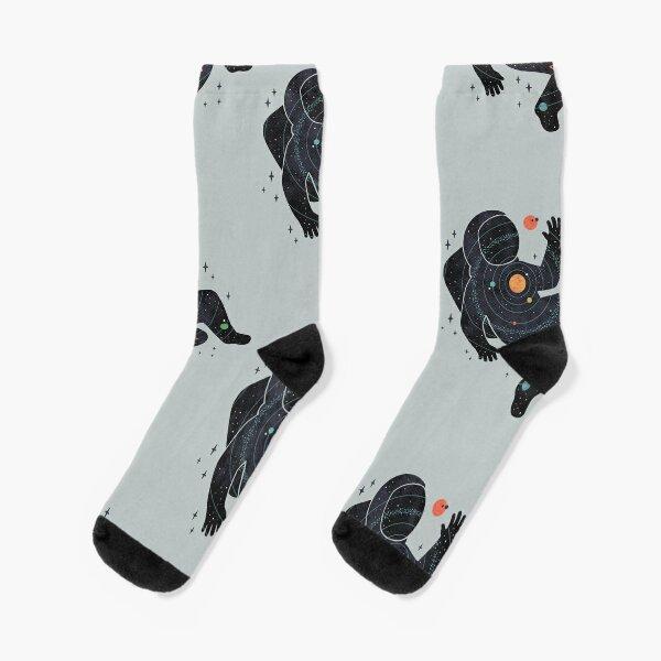 Inner Space Socks