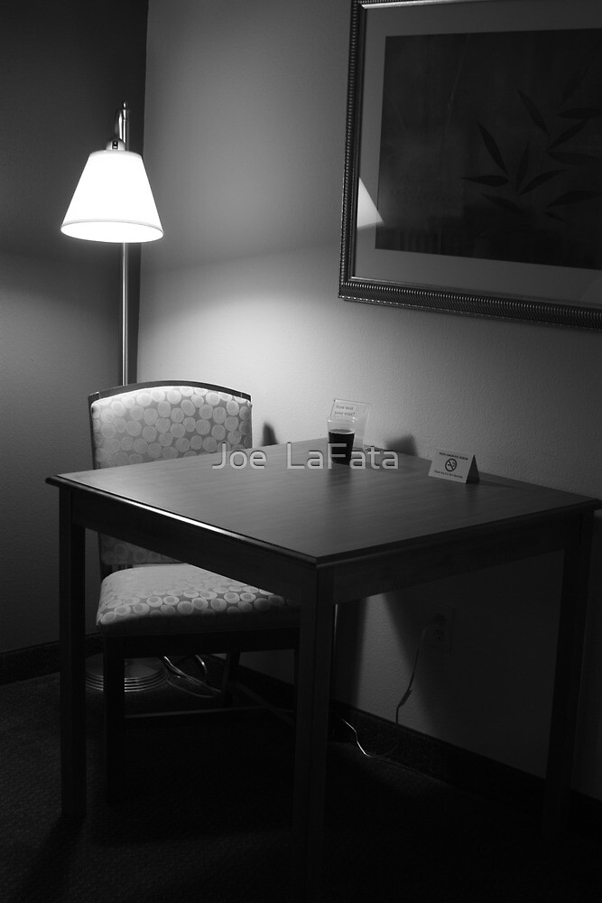 drinks for one by Joe  LaFata