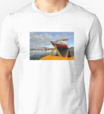 Hurtigruten MS Nordkapp - Svolvær, Norway T-Shirt
