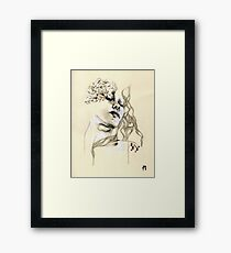 Metamorphosis number one Framed Print