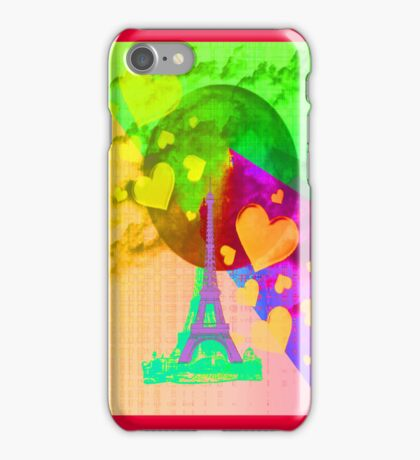 PARIS. iPhone Case/Skin