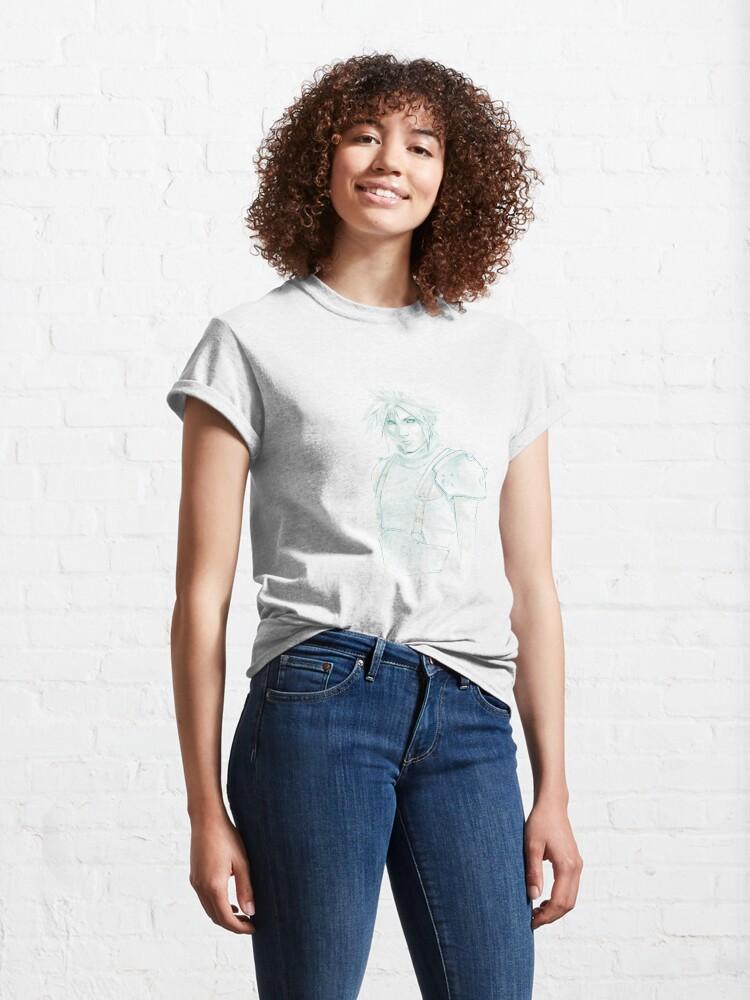 Alternate view of Cloud Classic T-Shirt