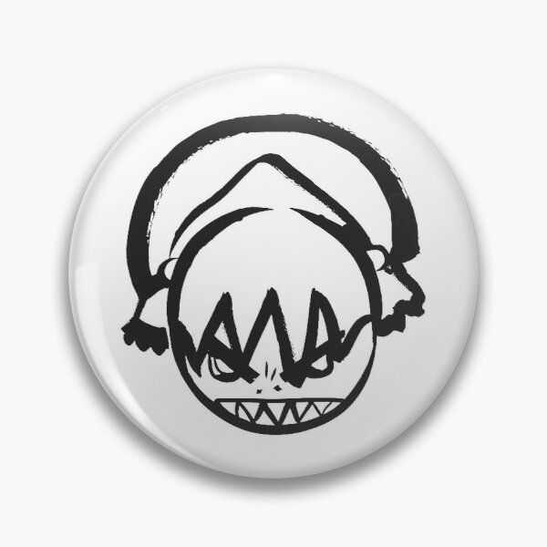The Blind Bandit Pin