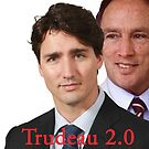 Trudeau 2.0 by Scott Ruhs
