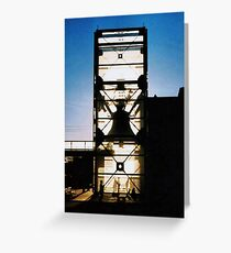 Peace Bell - Newport KY Greeting Card