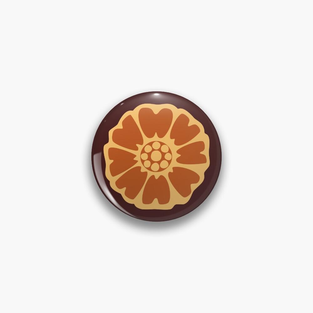 White Lotus Pin