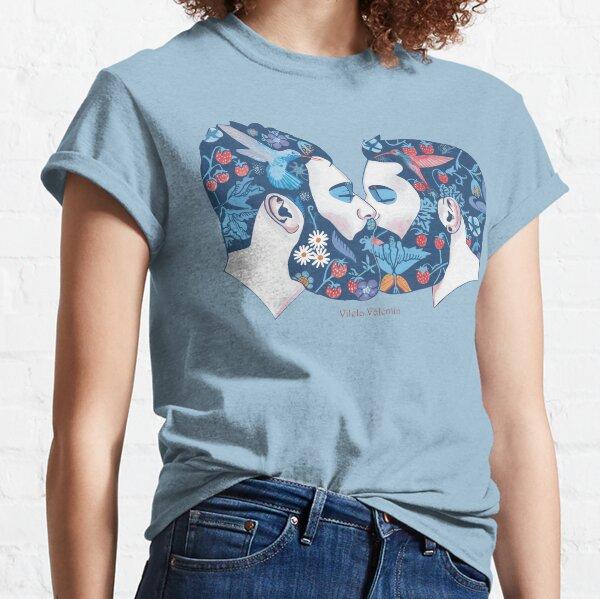 Bärte in der Liebe Classic T-Shirt