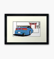 Mazda Miata - Roadster Life Framed Print