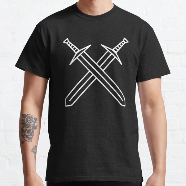 Crossed Swords Classic T-Shirt