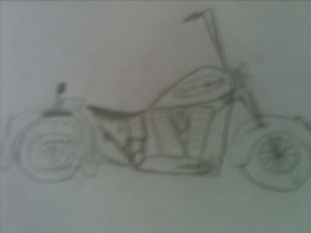 My drawing by ZKelton