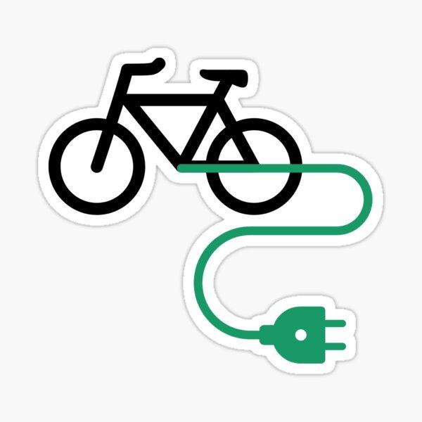 E-bike, e-Power Sticker