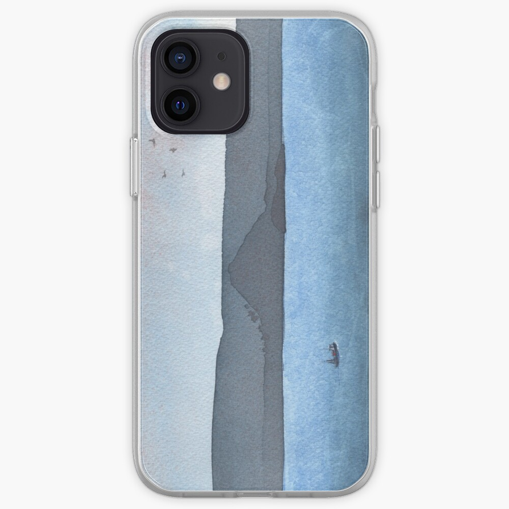 Berwick Law and Craig Leith, November 2018 iPhone Case & Cover