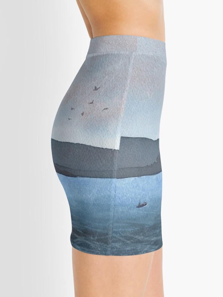 Alternate view of Berwick Law and Craig Leith, November 2018 Mini Skirt
