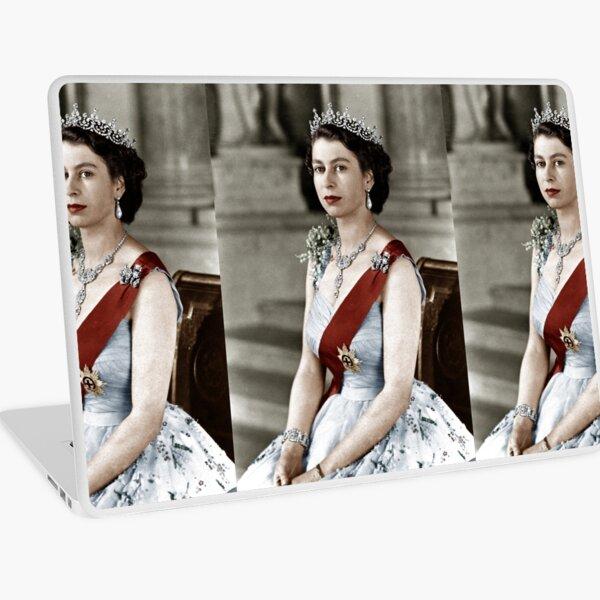 Queen Elizabeth II Laptop Skin