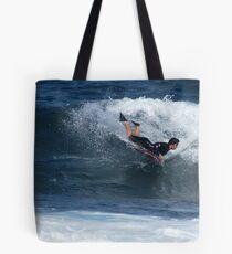 The Bodyboarder Tote Bag