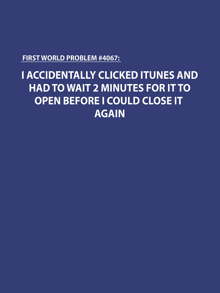 Caution: iTunes May Open Accidentally by boltage69